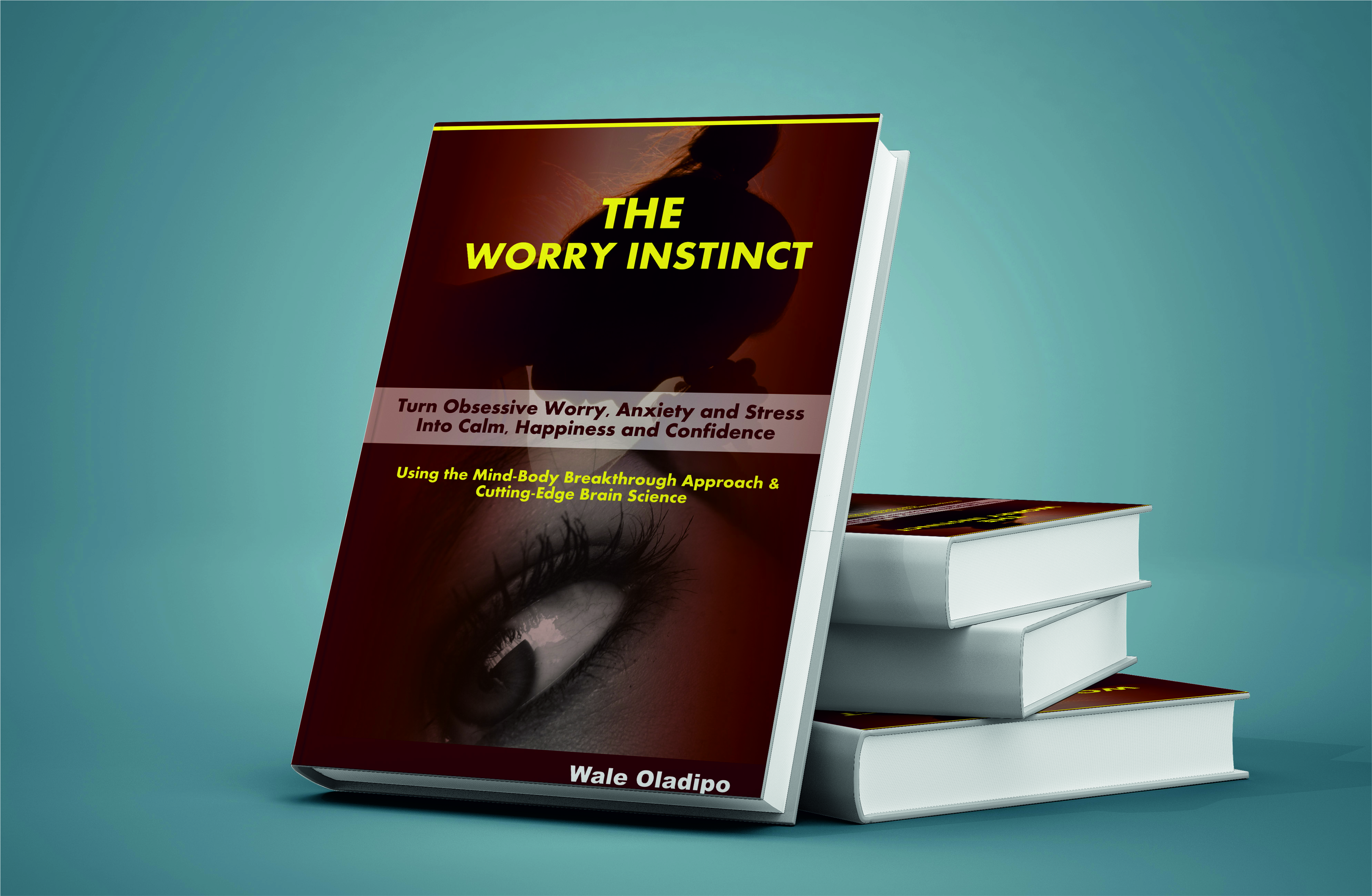 The Worry Instinct: How To Turn Your Anxiety and Stress To Calm, Happiness And Confidence