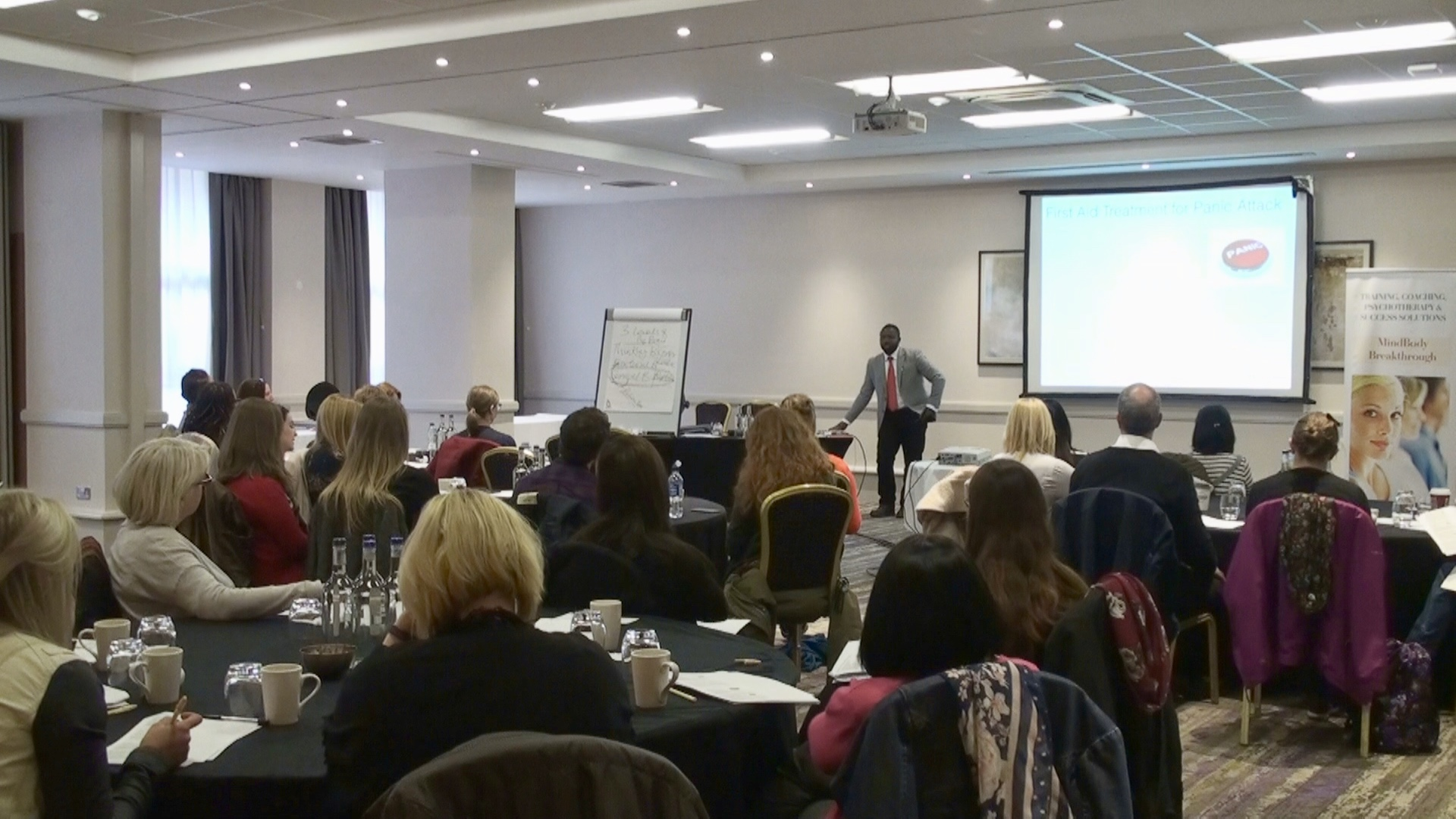 Stockport event image: Wale Oladipo: Mindbody Breakthrough