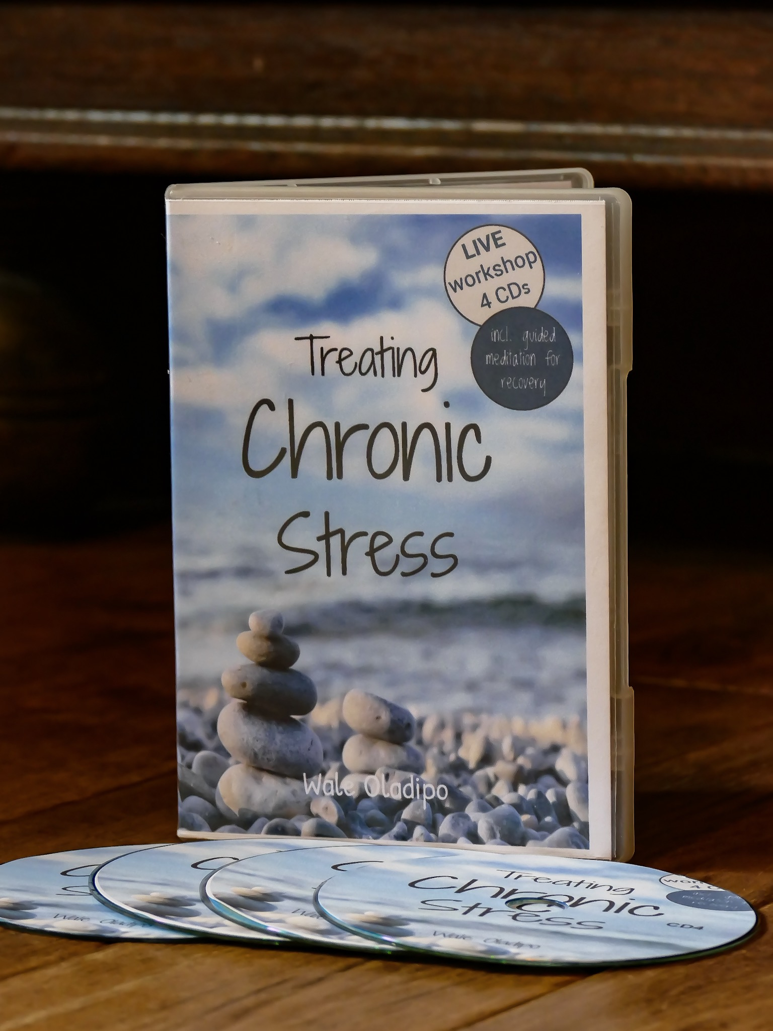 Treating Chronic Stress
